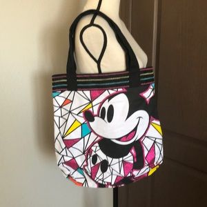 Used Once! Disney Mickey Tote Bag
